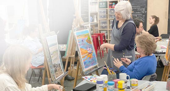Art courses - leisure Painting
