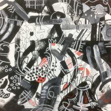 Basquiat Workshop by , Insight School of Art