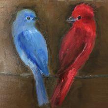 Birds by , Insight School of Art