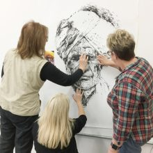 Chuck Close Painting Workshop by , Insight School of Art