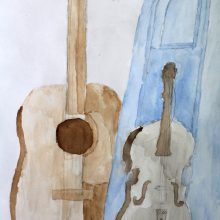 Instruments by Alina, Insight School of Art