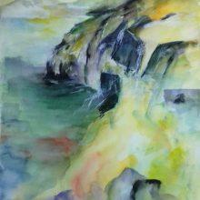 Landscape by Anne Stanton, Insight School of Art