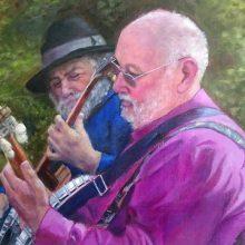 Portrait by Carol Curtis, Insight School of Art