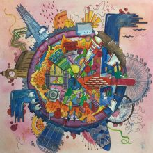 Project work by Esha, Insight School of Art
