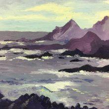 Sea by Jane Rogers, Insight School of Art
