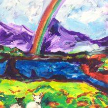 Recent artwork by Michelle Karpus, Insight School of Art