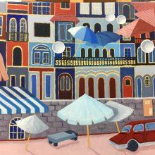 Oporto by Naomi Gould, Insight School of Art