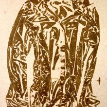 Mud Print by Rob Verrill, Insight School of Art