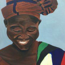 Portrait by Sara, Insight School of Art