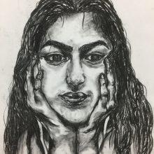 Selfie by Sila, Insight School of Art