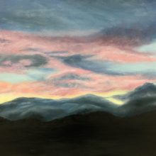 Sunset Mountain  by , Insight School of Art