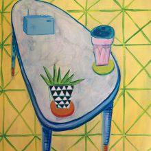Rock Star Milkshake by Eleanor Langton, Insight School of Art