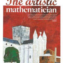 ISoA artist David Nelson interview in Hertfordshire Life