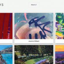 Launch of Studio Fridays website