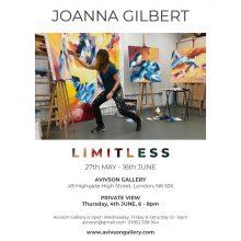 Joanna Gilbert Avivson Gallery
