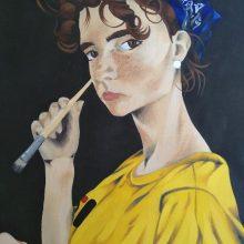 Lesson 3: Self Portraits